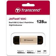 Transcend Speed Drive JF930C 128 GB - USB kľúč