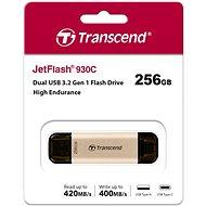 Transcend Speed Drive JF930C 256 GB - USB kľúč