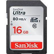 SanDisk SDHC 16 GB Ultra Class 10 UHS-I