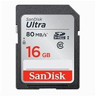SanDisk SDHC Ultra Lite 16 GB - Pamäťová karta