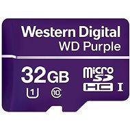 WD Purple MicroSDHC 32 GB UHS-I U1 - Pamäťová karta