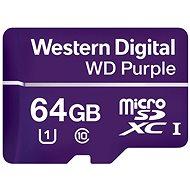 WD Purple MicroSDXC 64 GB UHS-I U1