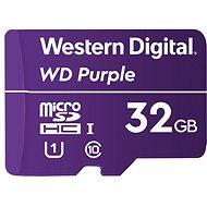 Pamäťová karta WD Purple QD101 SDHC 32GB