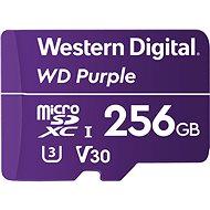 WD Purple QD101 SDXC 256GB - Pamäťová karta
