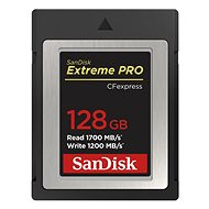SanDisk CF Express Extreme Pro 128GB XQD
