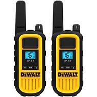 DeWALT DXPMR800 - Vysielačka