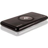 Verbatim 10000mAh Wireless Charger, čierny - Powerbank