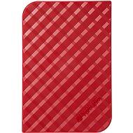 "VERBATIM Store´n´ Go 2,5"" GEN2 1 TB USB 3.0 červený - Externý disk"