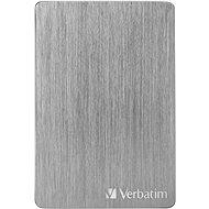 VERBATIM Store´n´ Go ALU Slim 1 TB, vesmírne sivý - Externý disk
