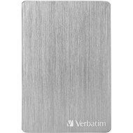 VERBATIM Store´n´ Go ALU Slim 2 TB, strieborný - Externý disk