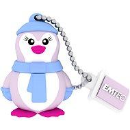 EMTEC Animals Miss Penguin 8GB - Flash disk
