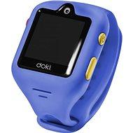 dokiWach Sonic Blue - Detské hodinky