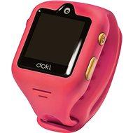 dokiWach Dazzle Pink - Detské hodinky