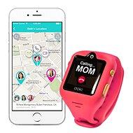 dokiWatch S Dazzle Pink - Smart hodinky
