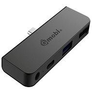 Gmobi USB-C Hub D319E Black - USB Hub