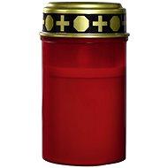 Hama LED náhrobná svieca, červená - Svietidlo