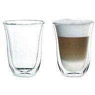 De'Longhi Sada pohárov 2 ks Latte macchiato - Sada pohárov