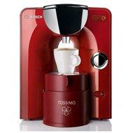 BOSCH TASSIMO TAS5543EE červený - Kávovar na kapsuly