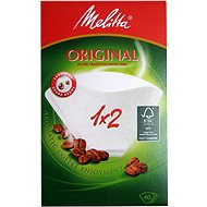Melitta filtre Original 1×2/40 - Kávové filtre