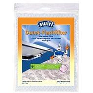 SWIRL Univerzálny pachový filter do plochých digestorov - Filter