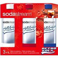 SodaStream TriPack 1 l Retro Kola - Náhradná fľaša