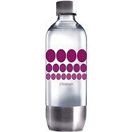 SodaStream Fľaša 1 l Purple Metal - Náhradná fľaša