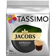 TASSIMO Jacobs Krönung Espresso 118,4 g - Kávové kapsuly