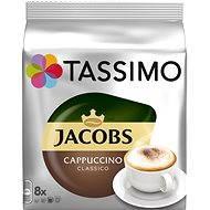 TASSIMO Jacobs Krönung Cappuccino 8 porcií - Kávové kapsuly