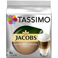 TASSIMO Jacobs Krönung Latte Macchiato 8 porcií - Kávové kapsuly