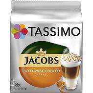 TASSIMO Jacobs Krönung Latte Macchiato Caramel 8 porcií - Kávové kapsuly