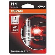OSRAM Silverstar 2.0 H1 55 W 64150SV2 - Autožiarovka