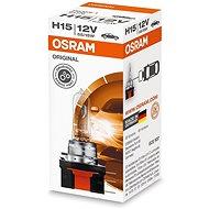 OSRAM H15 Original 12V, 15/55W, PGJ23t-1 - Autožiarovka
