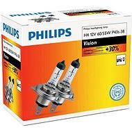 PHILIPS H4 Vision, 60/55 W, základňa P43t-38, súprava 2 ks