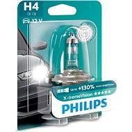 PHILIPS H4 X-tremeVision, 60/55W, pätice P43t-38 - Autožiarovka