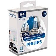 PHILIPS H4 WhiteVision 60/55 W, základňa P43t-38, 2 ks + zadarmo 2x W5W