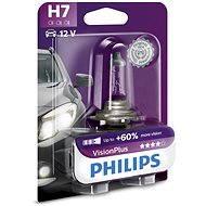 PHILIPS H7 VisionPlus, 55W, pätica PX26d - Autožiarovka