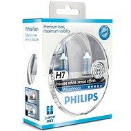 PHILIPS H7 WhiteVision, 55 W, základňa PX26d, 2 ks + zadarmo 2x W5W