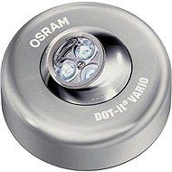 OSRAM DOTit Vario silver - Svietidlo