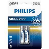 Philips LR03E2B 2 ks v balení - Batéria