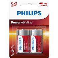Philips LR14P2B 2ks v balení - Batéria