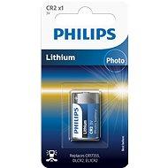 Philips CR2 1 ks v balení - Gombíkové batérie