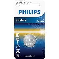 Philips CR2032 1 ks v balení - Batéria