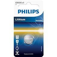 Philips CR1616 1ks v balení - Gombíkové batérie