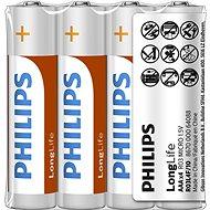 Philips R03L4F 4 ks v balení - Batéria