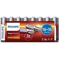 Philips LR6P32FV/10, 32 ks v balení - Batéria