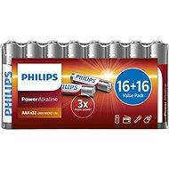 Philips LR03P32FV/10, 32 ks v balení - Batéria
