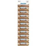 Batéria Philips LR6AL10S/10, 10 ks v balení - Baterie