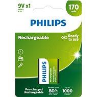 Philips 9VB1A17 1 ks v balení - Nabíjacia batéria