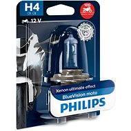 Philips H4 BlueVision Moto - Autožiarovka