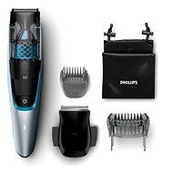 Philips Series 7000, zastrihávač brady integrovaným systémom odsávania BT7210/15 - Holiaci strojček